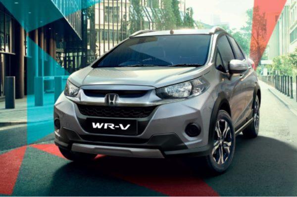 Honda WR-V Diesel (25.5 kmpl)