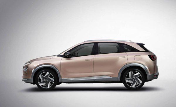 Hyundai Nexo Fuel Cell (2)