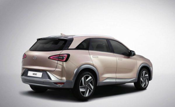Hyundai Nexo Fuel Cell (3)