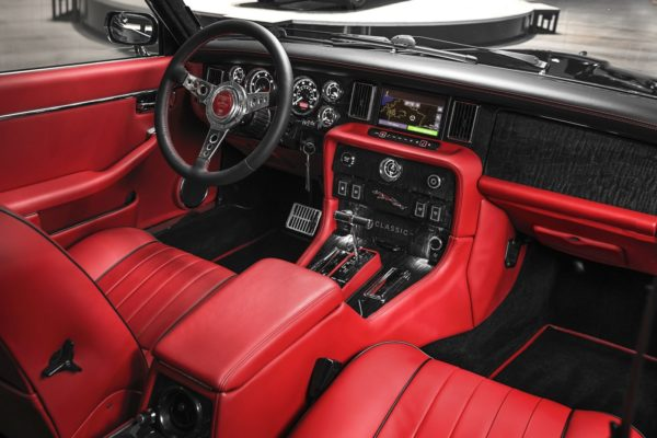 Jaguar 'Greatest Hits' XJ6 Specially Created For Iron Maiden Drummer Nicko McBrain (2)