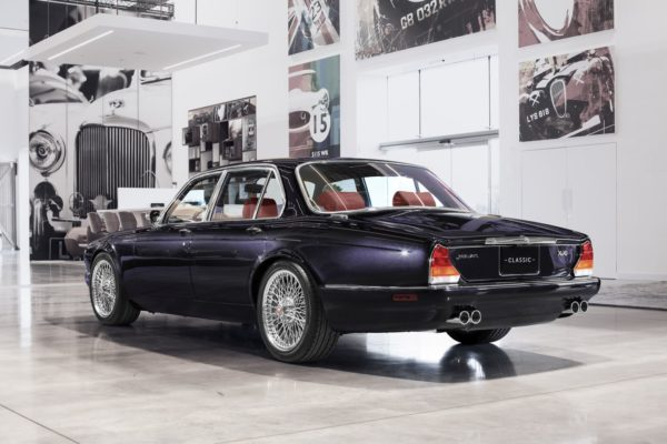 Jaguar 'Greatest Hits' XJ6 Specially Created For Iron Maiden Drummer Nicko McBrain (3)