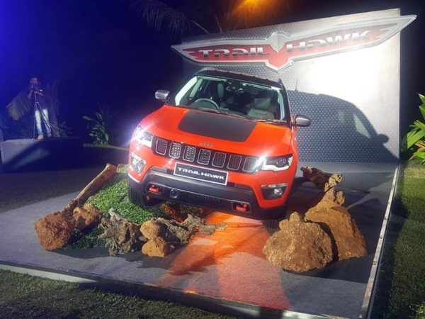 Jeep Compass Trailhawk variant 2