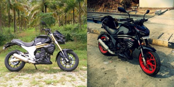 Kawasaki Z1000 Inspired Modified Mahindra Mojo – Feature Image (1)