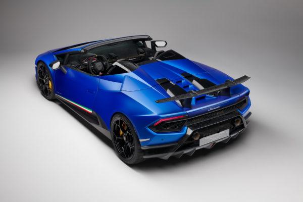 Lamborghini Huracan Performante Spyder 11