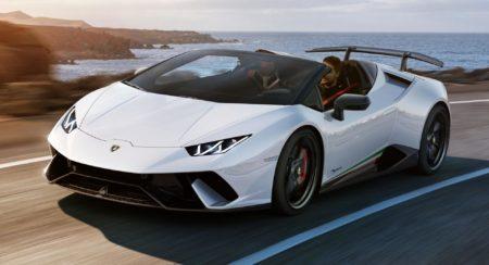 Lamborghini Huracan Performante Spyder 5