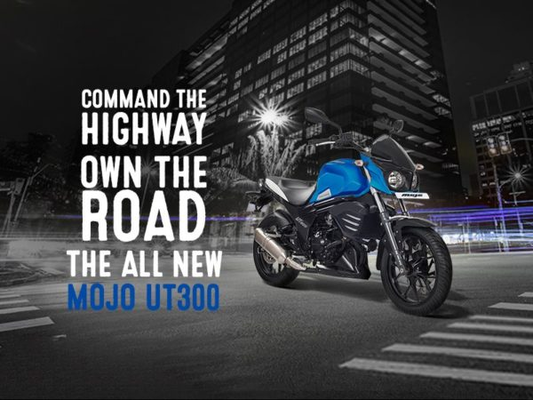 Mahindra MOJO UT300 Launched In India (3)
