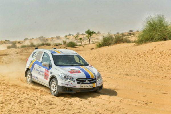 Maruti Suzuki Desert Storm 2018 Day 1 (2)