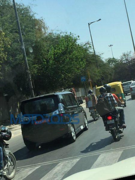 Maruti Suzuki Solio Spotted In India – Exclusive Images (5)