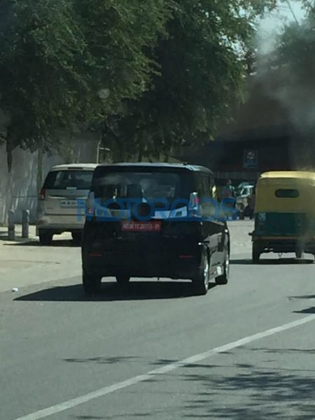 Maruti Suzuki Solio Spotted In India – Exclusive Images (7)