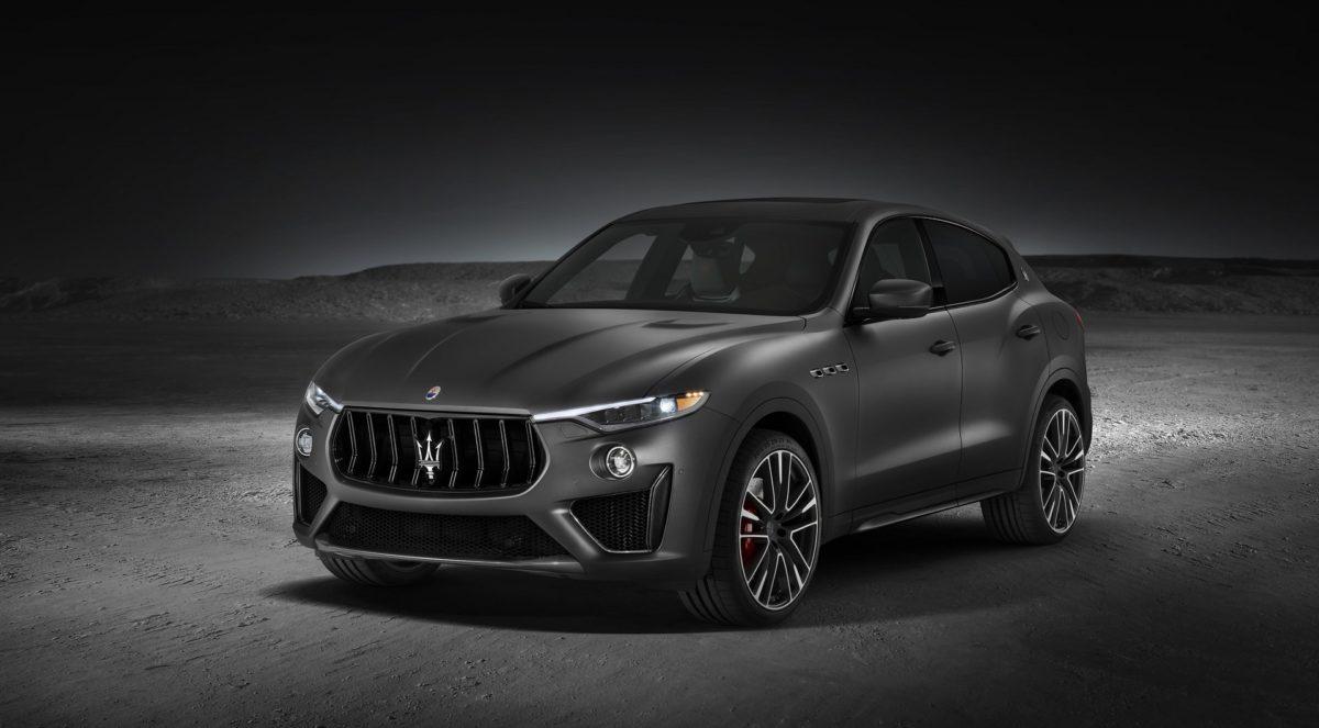 Maserati Levante Trofeo 24