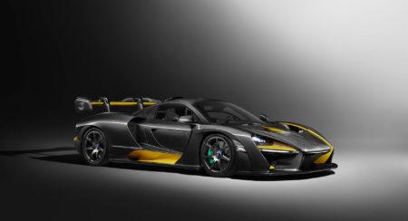 McLaren Senna Carbon Theme MSO 1