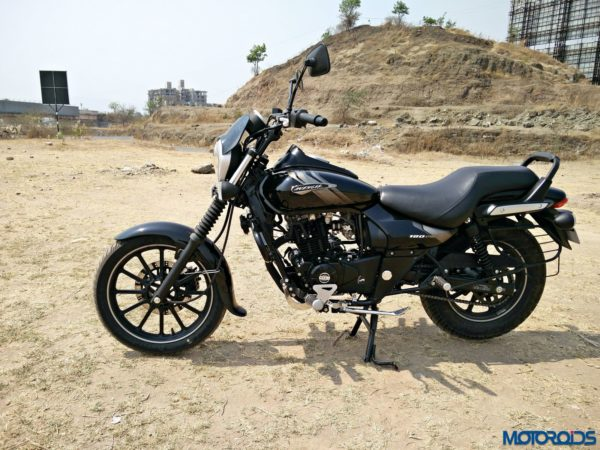 New 2018 Bajaj Avenger 180 Street Review (10)