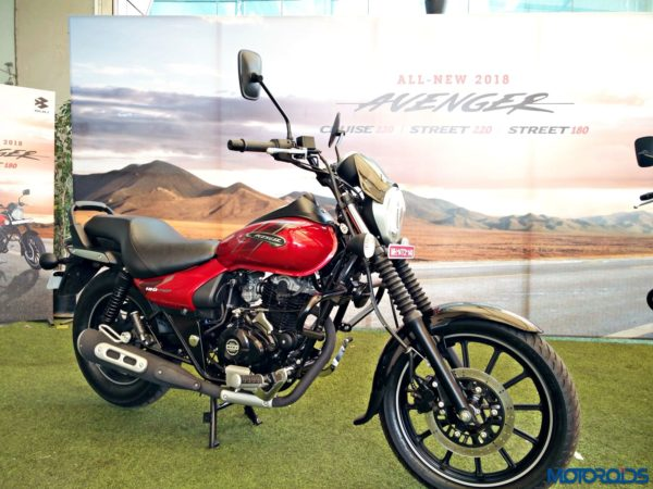 New 2018 Bajaj Avenger 180 Street Review (27)