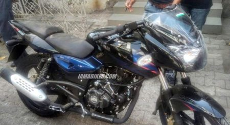 SPIED: New 2018 Bajaj Pulsar 150 UG5 Spotted; Launch Likely To Happen Soon