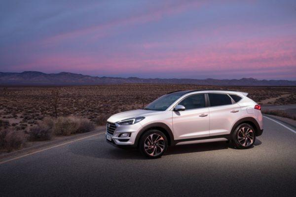New 2018 Hyundai Tucson (2)