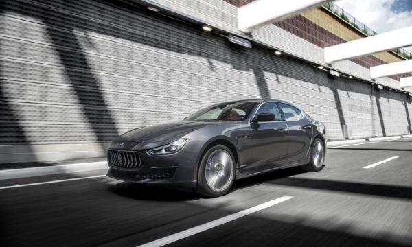 New 2018 Maserati Ghibli Range Launched In India (1)