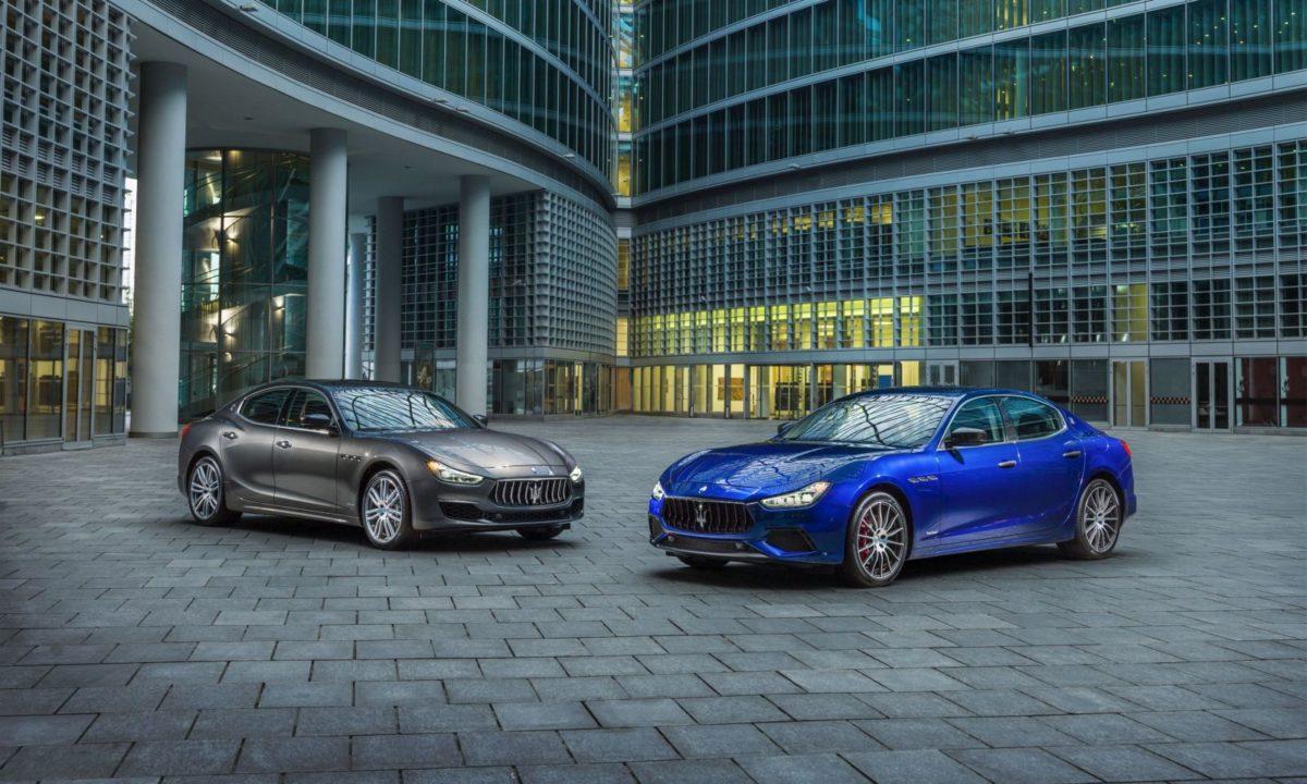 New 2018 Maserati Ghibli Range Launched In India (5)