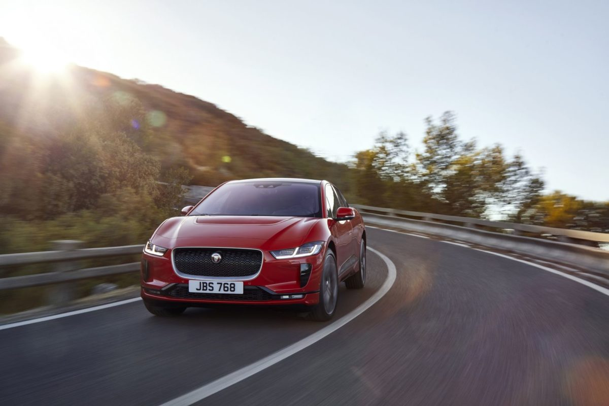 New All Electric Jaguar I PACE (1)
