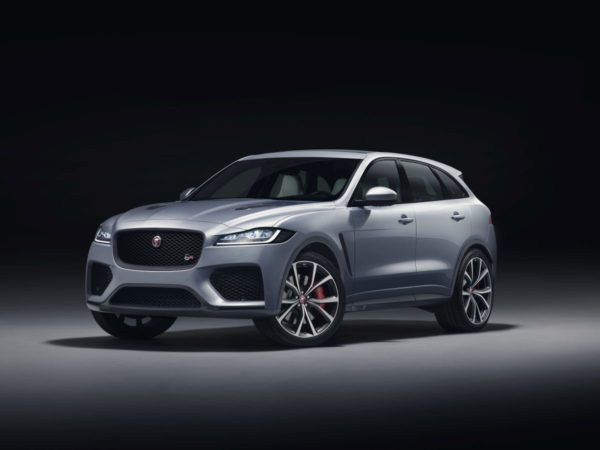 New Jaguar F PACE SVR – Official Images (1)