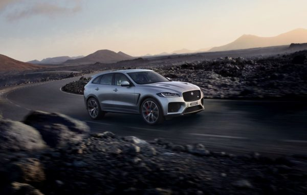 New Jaguar F PACE SVR – Official Images (11)