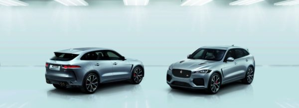 New Jaguar F PACE SVR – Official Images (27)
