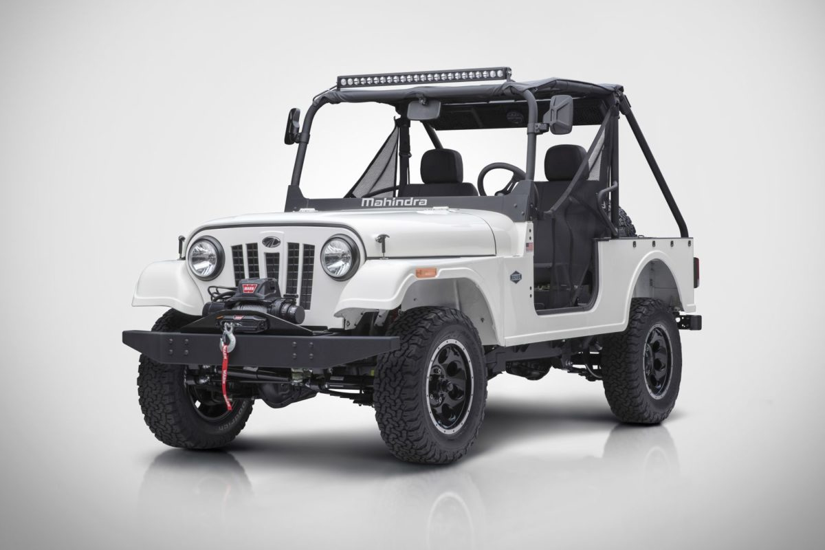 New Mahindra ROXOR Off Road Vehicle (3)