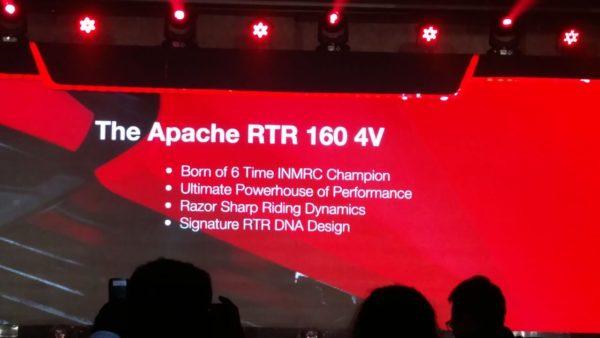 New TVS Apache RTR 160 10