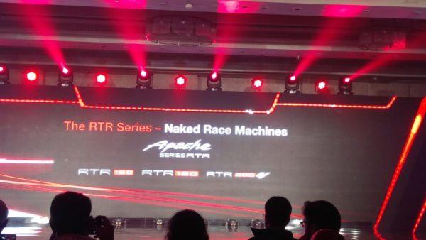 New TVS Apache RTR 160 8