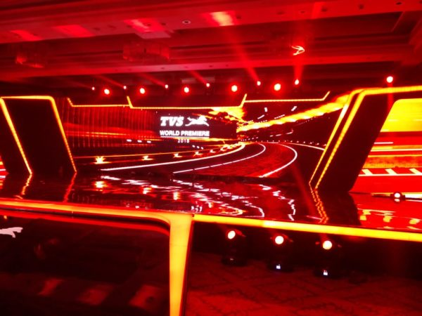 New TVS Apache RTR 160 launch live