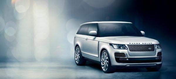 Range Rover SV Coupe 1