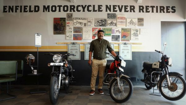 Royal Enfield Forays Into Pre owned Motorcycle Segment With The 'Vintage' Store (1)