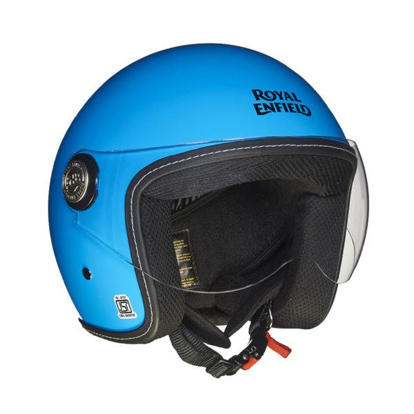 Royal Enfield Metropolis Helmet Drifter Blue 1