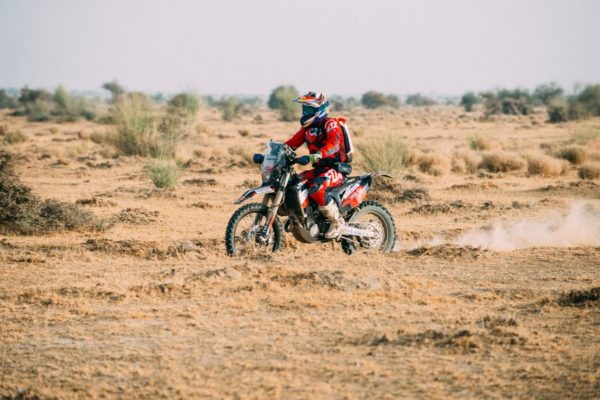 Sherco TVS Factory Rally Team – Day 3 – 2018 Desert Storm (1)