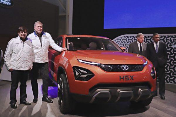 Tata Motors H5X – 2018 Geneva Motor Show