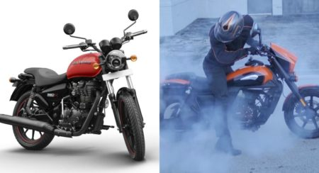 Royal Enfield Thunderbird 350X vs UM Renegade Sports S: Tech Spec Comparo