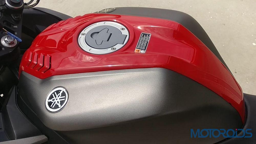 Yamaha R15 V3 - Fuel Tank