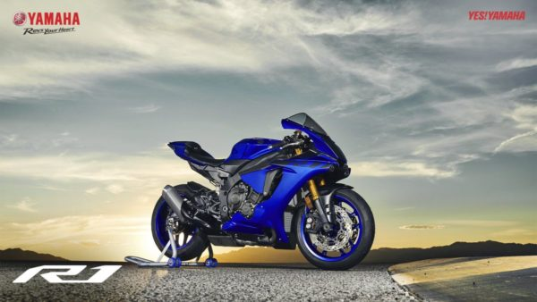 Yamaha YZF R1 – Official Images (1)