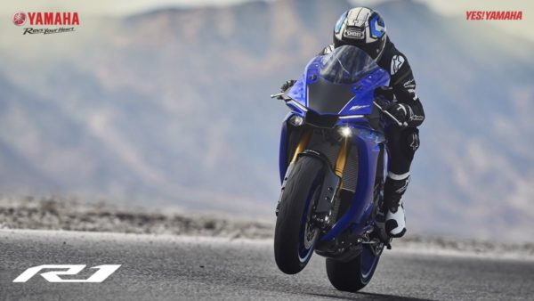 Yamaha YZF R1 – Official Images (2)