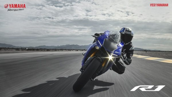 Yamaha YZF R1 – Official Images (3)