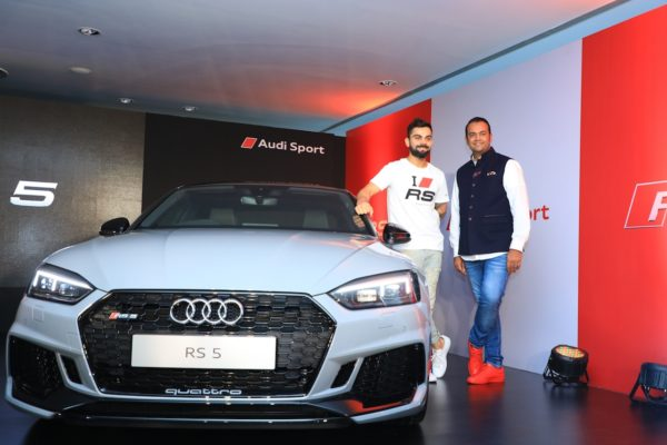 2018 Audi RS5 Coupe launched in India
