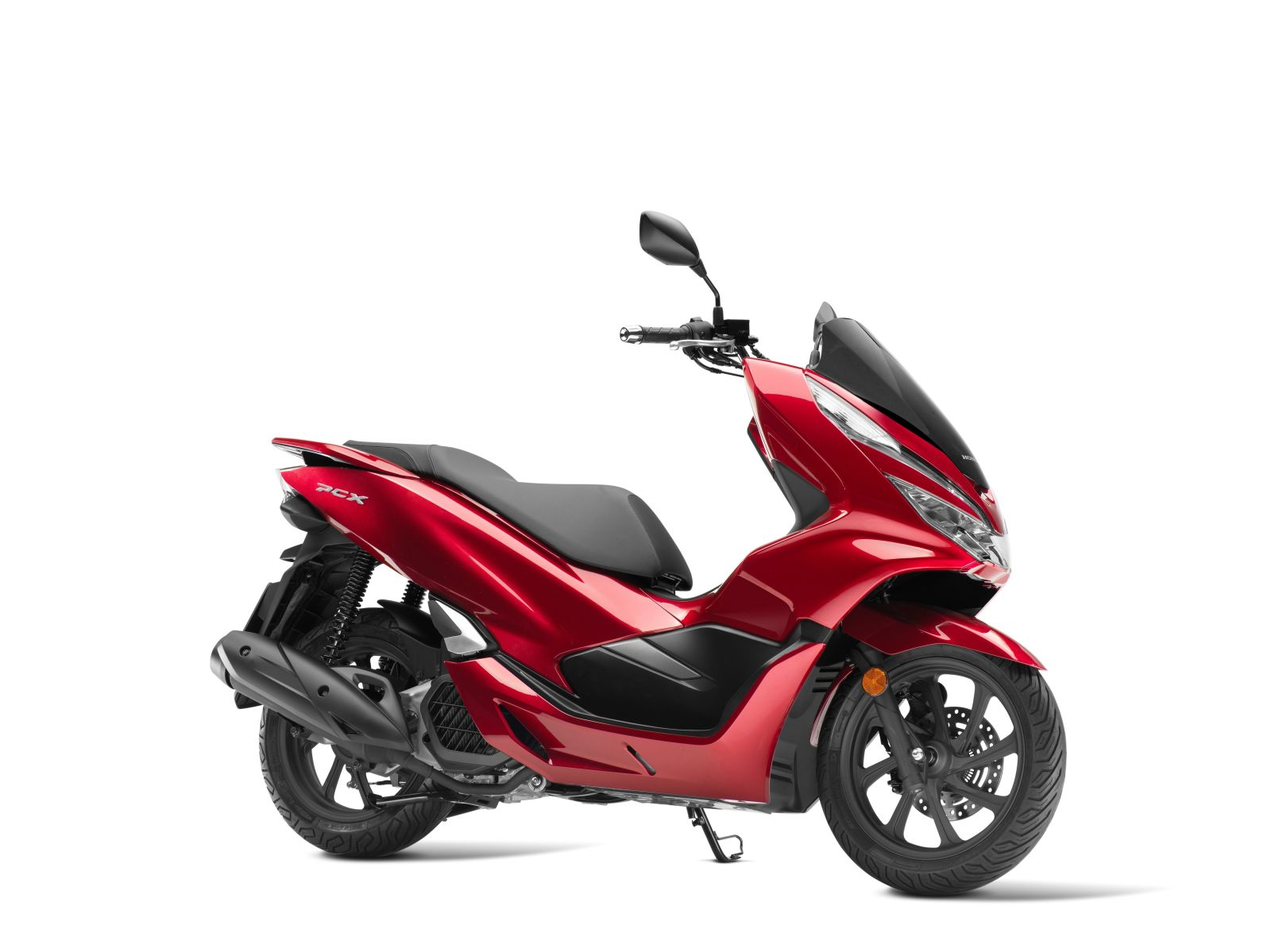 2018 honda pcx125 revealed all details tech specs and. Black Bedroom Furniture Sets. Home Design Ideas