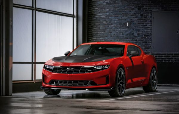 The 2019 Camaro Turbo 1LE joins the track focused 1LE lineup, of