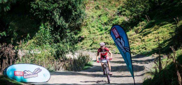 7th Hero MTB Shimla Cycling Challenge Kicked Off (1)