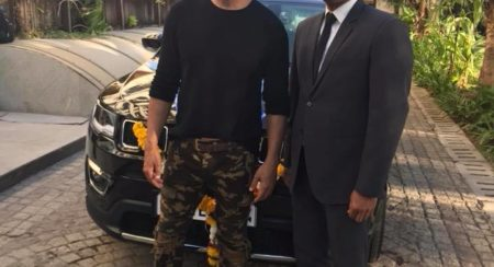 Akshay Kumar buys a Jeep Compass