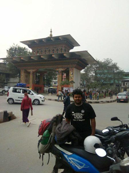 Arun Kumar Rides From Bangalore – Honda Dio (11)
