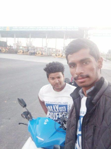 Arun Kumar Rides From Bangalore – Honda Dio (4)