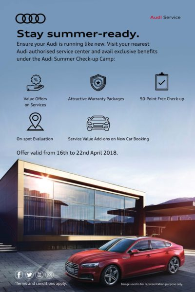 Audi 'Stay Summer Ready' Campaign (3)