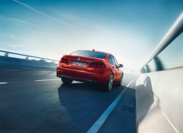BMW 3 Series Shadow Edition rear