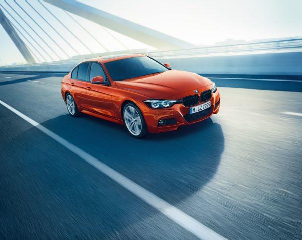 BMW 330i M Sport Shadow Edition