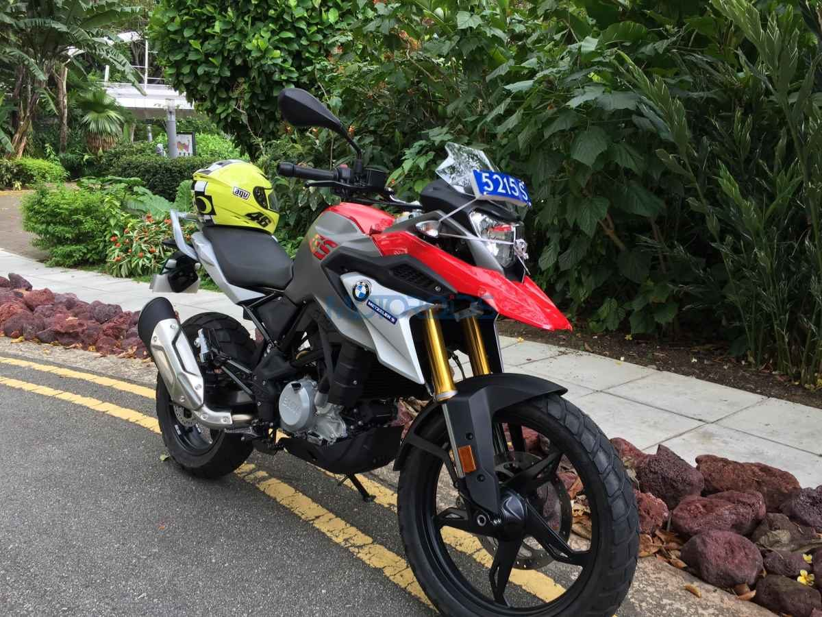 BMW G310 GS User Review (7)